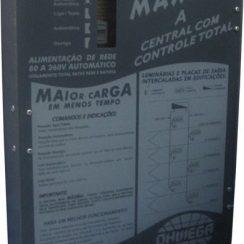 Central de iluminação de emergência Maxima Ohmega