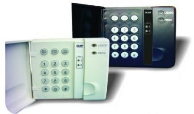 Controle Acesso Alfanumérico TK200- TEM