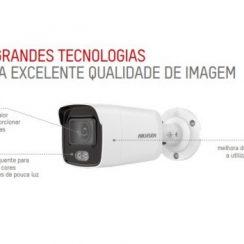 Câmeras Hikvision ColorVu Bullet-DS-2CE10DFT-FC(3.6MM)- 300512470