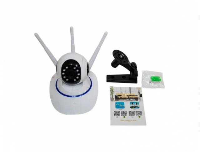 Câmera Wifi Smart Câmera YN-8801JW-1080P-2348