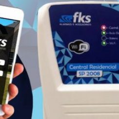 Central Wifi por APP-SP2008- SKF