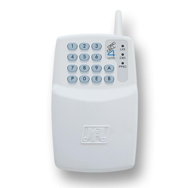 Discadora Disc Cell-4 Ultra-JFL