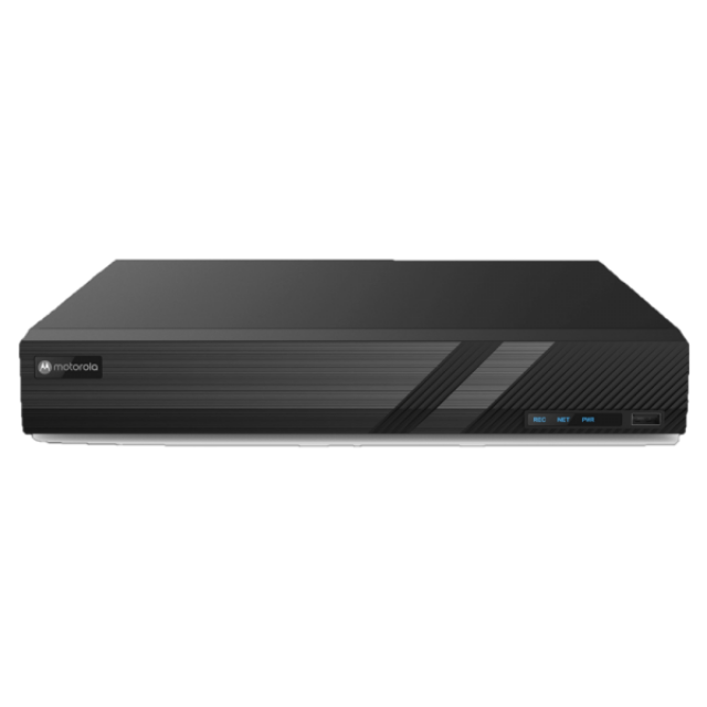 Dvr Motorola Security- MTR04A1080L-DVR Híbrido de 4 Canais 1080P FULL HD