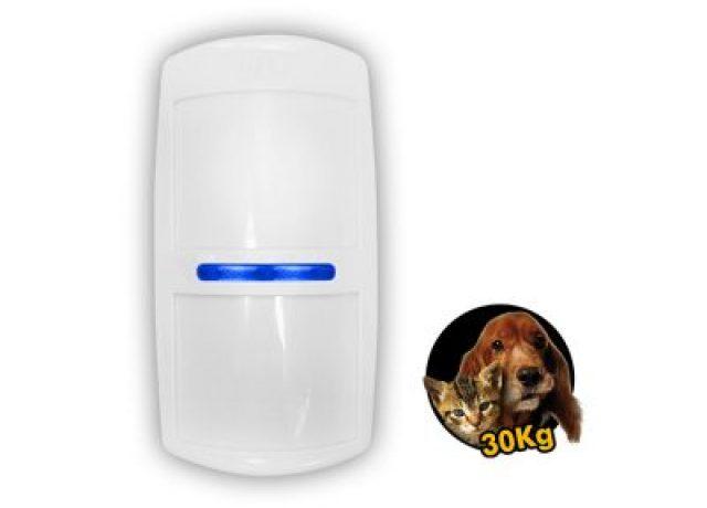 Sensor Infra Passivo Pet duplo Pir DS-420-JFL