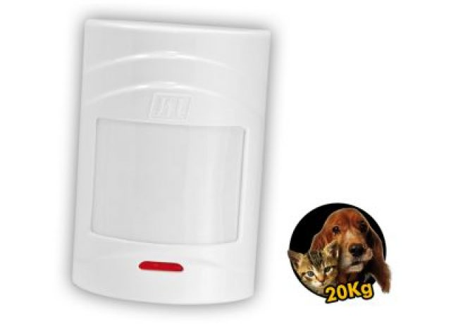 Sensor Infra Vermelho Passivo Pet IRPET-500 -JFL