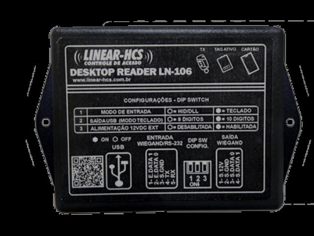 LEITOR LN 106 LINEAR HCS UBS MESA linear-78989028807