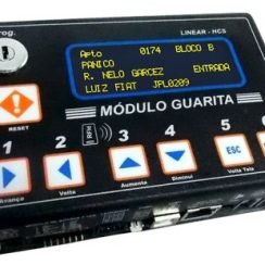 Módulo Guarita Ip – Linear.
