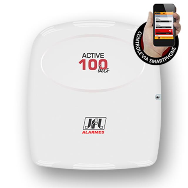 Alarme Monitorável ACTIVE 100 Bus JFL