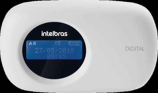 Teclado XAT 4000/2000 LCD- Intelbras- monitoradas- 3807